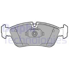 Brake Pads Front for 286/300mm brakes